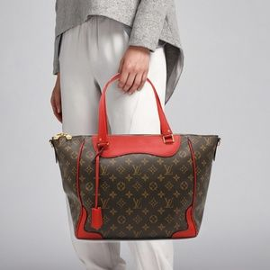 Louis Vuitton Monogram Estrella MM Hand Tote Bag